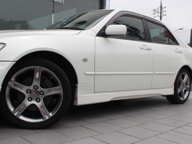 RS200 リミテッドII 後期モデル オプションフルエアロ(14枚目)