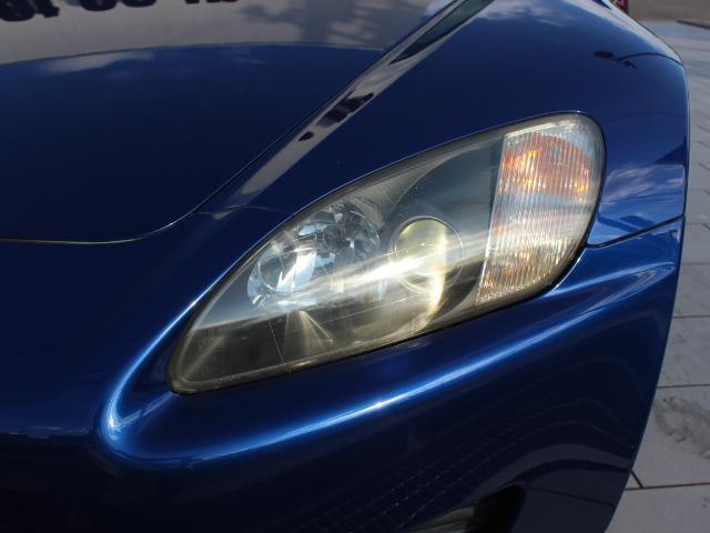 ホンダ S2000 ベースグレード ブラックレザー モデューロサスキット