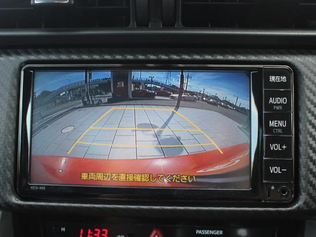 GT 後期モデル TRDフルエアロ オプションSDナビ フルセグ ブルートゥース バックカメラ ドライブレコーダー ETC TRDリアスポイラー TRDマフラー 純正17アルミ(5枚目)