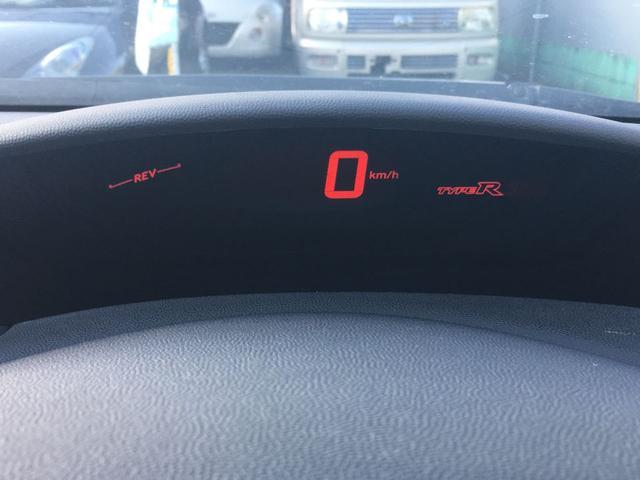 ホンダ シビック タイプRユーロ ノーマル 禁煙車 HID バックセンサー