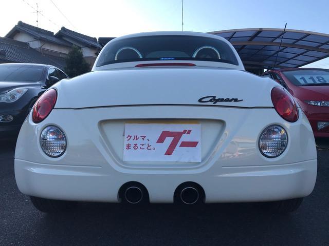 「ダイハツ」「コペン」「オープンカー」「岐阜県」の中古車12