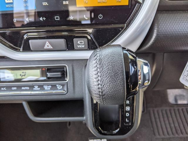 ハイブリッドX ブルー/ホワイトツートン LED ドラレコ 9インチ/純正全方位モニター/純正ナビ/フルセグTV/Bluetooth 衝突被害軽減ブレーキ シートヒーター スマートキー アイドリングストップ 純正AW 走行距離3,000km 禁煙車 修復歴無し(27枚目)