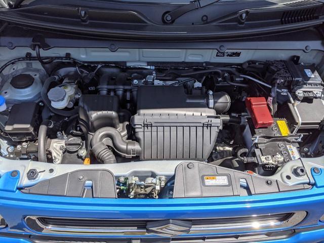 ハイブリッドX ブルー/ホワイトツートン LED ドラレコ 9インチ/純正全方位モニター/純正ナビ/フルセグTV/Bluetooth 衝突被害軽減ブレーキ シートヒーター スマートキー アイドリングストップ 純正AW 走行距離3,000km 禁煙車 修復歴無し(47枚目)