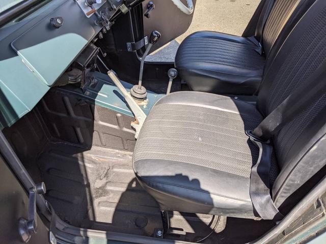 バンタイプ 3人乗り 550CC 2サイクル 3気筒 4WD MT4(16枚目)