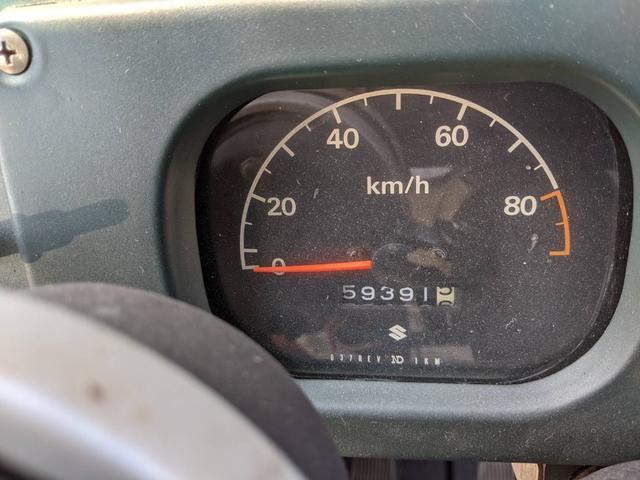 バンタイプ 3人乗り 550CC 2サイクル 3気筒 4WD MT4(25枚目)