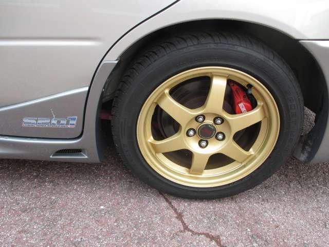スバル インプレッサ S201 STiバージョン 4WD 300台限定車