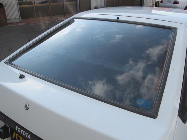トヨタ カローラレビン SR 5速マニュアル ワンオーナー