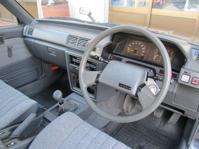 トヨタ マークIIバン GL 5速マニュアル フルノーマル 純正ホイール