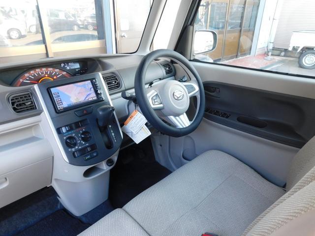 L スローパー 車イス移動車 スマートアシストII 純正SDナビ フルセグTV ステアリングスイッチ バックカメラ バックソナー アイドリングストップ VDC(18枚目)