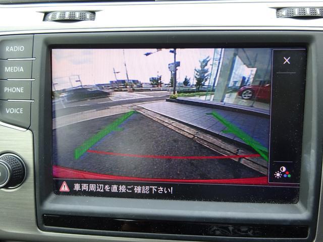 TSIコンフォートラインブルーモーションテクノロジー TSIコンフォートラインBMT 純正ディスカバプロナビ TV Bカメラ ETC(12枚目)
