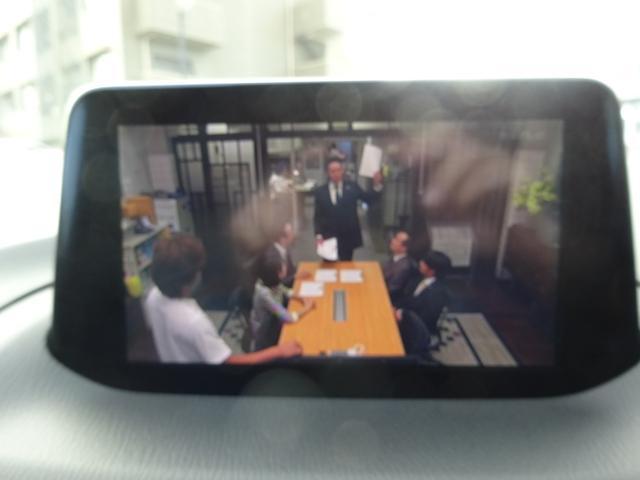 15XD Lパッケージ マツダコネクトナビ フルセグTV バックカメラ ワンオーナー 禁煙車 純正18AW プッシュスタート アドバンスキー LEDヘッドライト(10枚目)