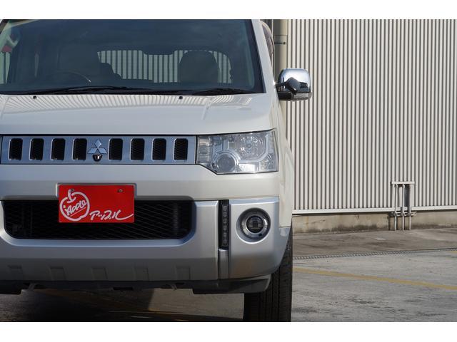 三菱 デリカD:5 シャモニー4WD 両側電動ドア 純正ナビ・TV 天吊モニタ