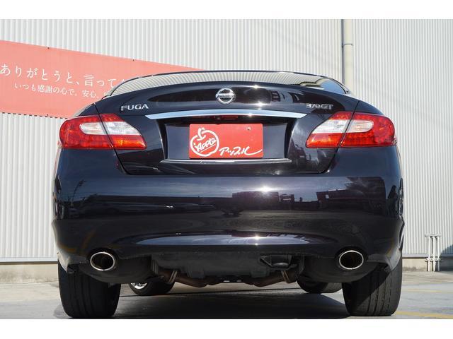 日産 フーガ 370GT タイプS 禁煙車 メーカーオプションカラー