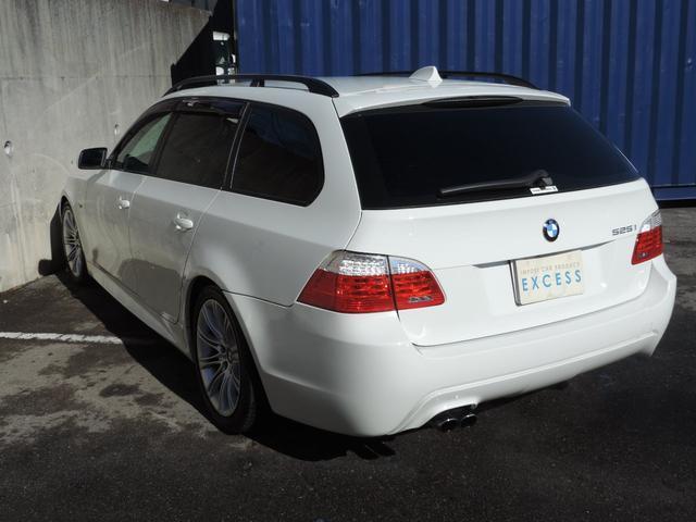 BMW BMW 525iツーリング Mスポーツパッケージ ブラックレザー