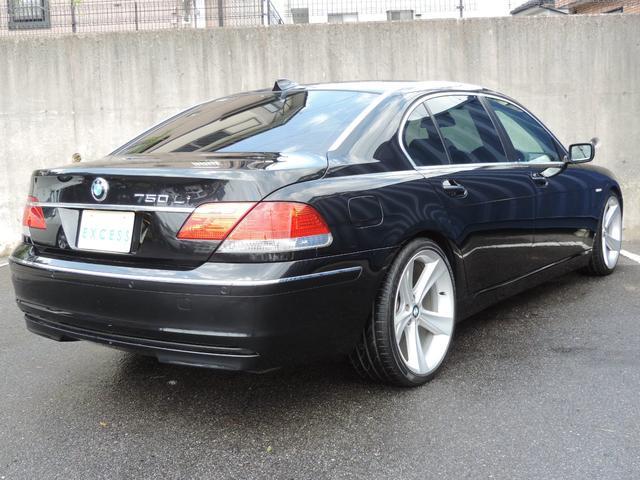 BMW BMW 750Liコンフォート・シアターPKG ブラックレザー SR