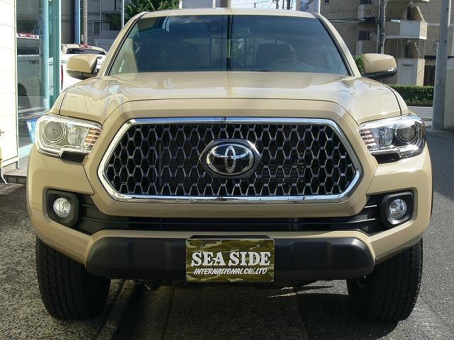 ダブルキャブ TRDオフロード 4WD 2019yモデル(2枚目)