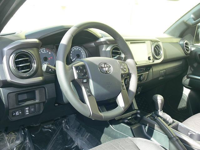 ダブルキャブ TRDオフロード 4WD 2019yモデル(10枚目)