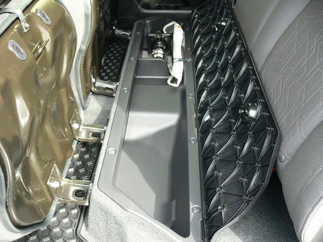 ダブルキャブ TRDオフロード 4WD(11枚目)