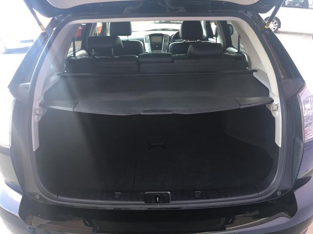 トヨタ ハリアー 240G Lパッケージ 純正HDDナビ バックカメラ ETC