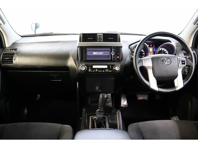 トヨタ ランドクルーザープラド TX SDナビ フルセグ バックモニター LEDライト