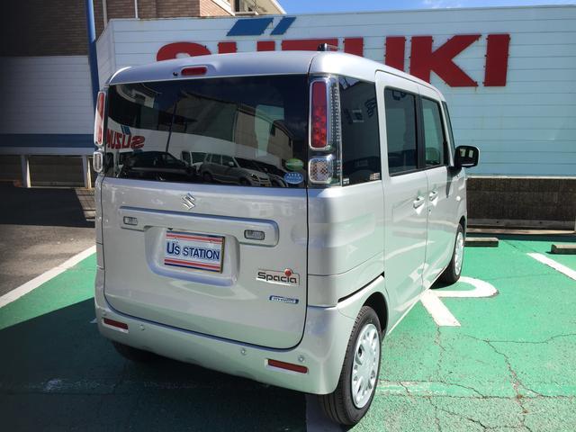 「スズキ」「スペーシア」「コンパクトカー」「愛知県」の中古車6