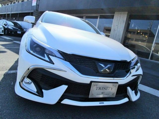 トヨタ マークX 250GリラックスS 現行RDSモデリスタ仕様 シートカバー
