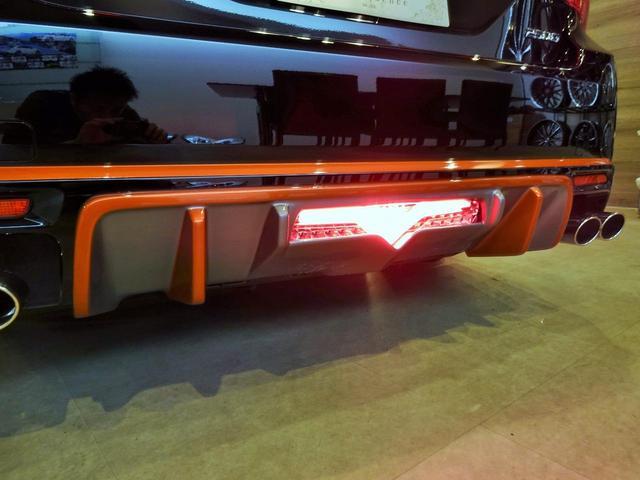 250G リラックスセレクション フルG's仕様 インナーブラック加工イカリング付ヘッドライト&中期テールライト 新品20インチホイール&タイヤ 新品G'sパーツ(8枚目)