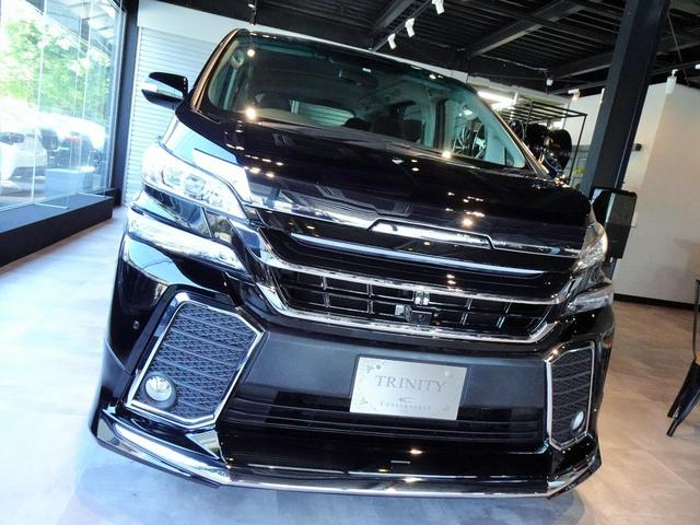 2.4Z プラチナセレクションII フル30仕様 新品ファイバースモール&シーケンシャルウィンカー仕様ヘッドライト(3枚目)