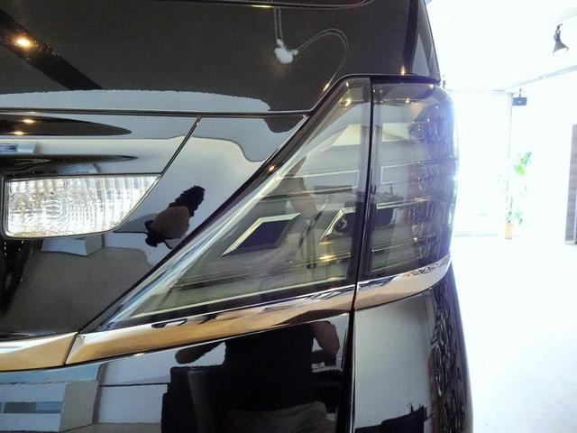 2.4Z プラチナセレクションII フル30仕様 新品ファイバースモール&シーケンシャルウィンカー仕様ヘッドライト(9枚目)