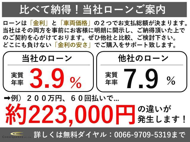 期間限定特別低金利2.9%〜!頭金なしのオートローンも最長120回まで可能です!