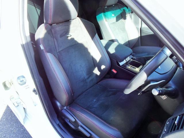 使用感の少ないとってもきれいなG's専用助手席シート!