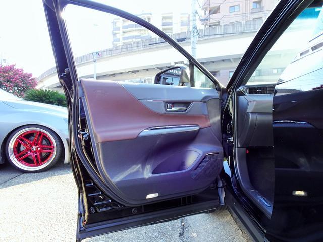 G GRAN BLAZE STYLE LED付 新品22インチホイール&タイヤ ローダウン デジタルインナーミラー パワーバックドア LEDヘッドライト&テールライト(39枚目)