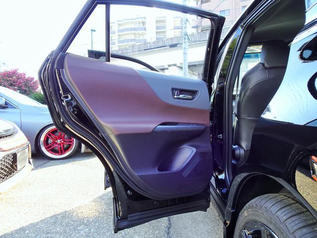 G GRAN BLAZE STYLE LED付 新品22インチホイール&タイヤ ローダウン デジタルインナーミラー パワーバックドア LEDヘッドライト&テールライト(40枚目)