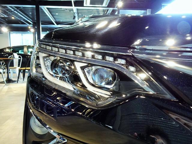 ハイブリッド 新品スピンドルグリルエアロ 新品ファイバースモール&シーケンシャルウィンカー仕様ヘッドライト 新品19インチホイール&タイヤ(7枚目)
