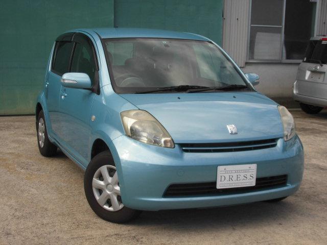 トヨタ パッソ X HIDリミテッド キーレス HID 電格ミラー