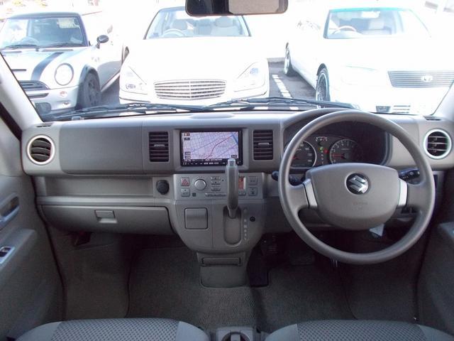 スズキ エブリイワゴン PZターボスペシャル 4WD 両側パワスラ ワンオーナー