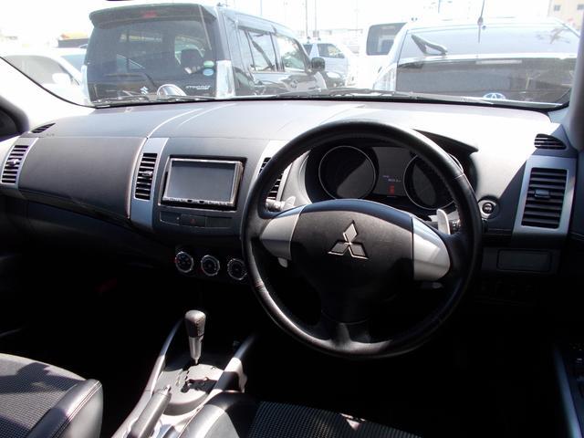ローデスト20MS 4WD フルセグTVナビ キセノン バックカメラ スマートキー(8枚目)