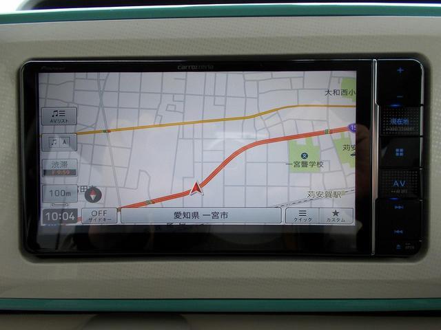 Gメイクアップリミテッド SAIII フルセグTVナビ パノラマモニター LEDヘッド コーナーセンサー ワンオーナー(14枚目)