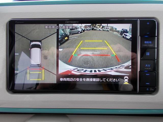 Gメイクアップリミテッド SAIII フルセグTVナビ パノラマモニター LEDヘッド コーナーセンサー ワンオーナー(15枚目)