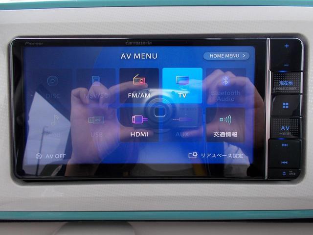 Gメイクアップリミテッド SAIII フルセグTVナビ パノラマモニター LEDヘッド コーナーセンサー ワンオーナー(16枚目)