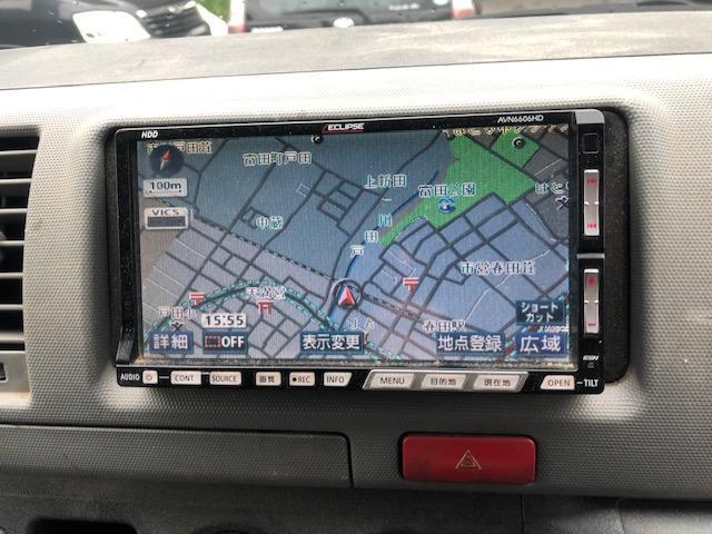 ロングDX HDDナビ Bカメラ ATリビルド交換済み(11枚目)