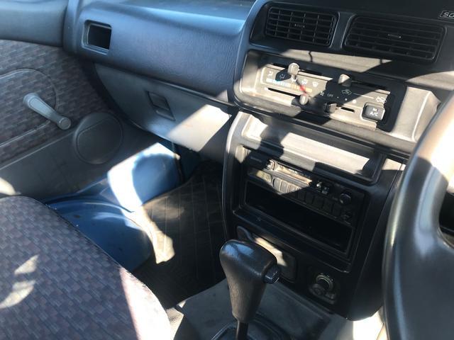 4WD AC AT 軽トラック(4枚目)
