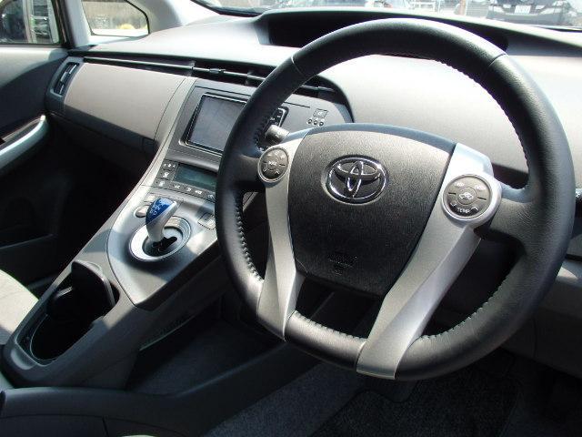 トヨタ プリウス S 社外17AW ローダウン HDDナビ基本装備済