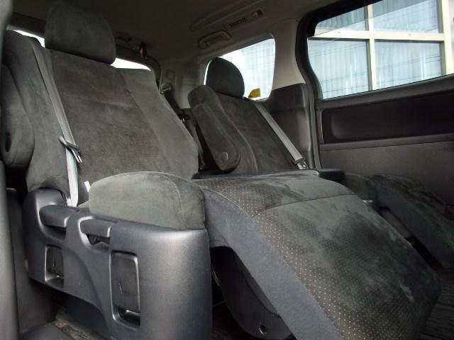 トヨタ ヴェルファイア 2.4Z プラチナII フルセグTV 新品20AW 両側電動