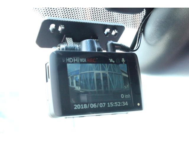 オプションにて人気のドライブレコーダー等の取付も可能ですので、ご安心ください。