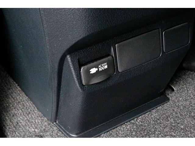 2.5S タイプゴールド ハーフレザー AC100Vコンセント 3眼 シーケンシャル パワーバックドア ディスプレイオーディオ バックカメラ(15枚目)