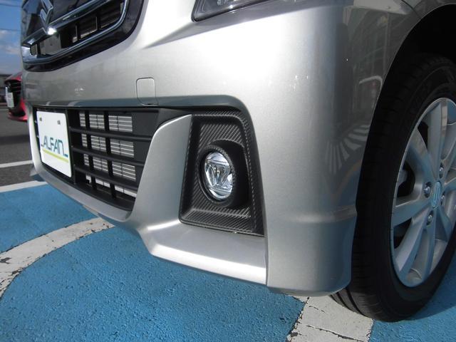 スズキ ワゴンRスティングレー ハイブリッドX 未使用車 シートヒーター ブレーキサポート