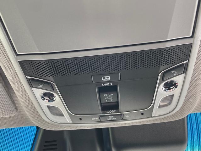 EX スマートキー サンルーフ シートヒーター リヤシートヒーター ホンダセンシング クルーズコントロール LED 本革シート パワーシート 純正ナビ(31枚目)