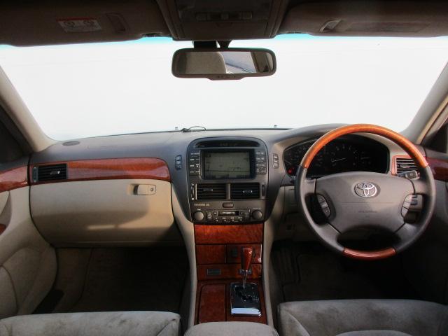 トヨタ セルシオ C仕様 エアサス ウッドコンビハン スマートキー決算セール