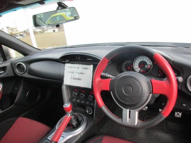 トヨタ 86 GT  プロジェクタHID スマートキー 決算セール